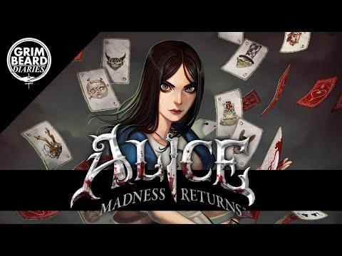 Grimbeard - Alice: Madness Returns (PC) - Review