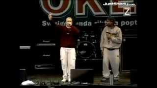 Eminem - My Name Is (Live In Stockholm) Sweden 1999 (Rare Footage) Unreleased