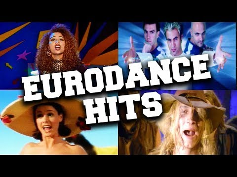 Top 60 Greatest Eurodance Hits of the 90's