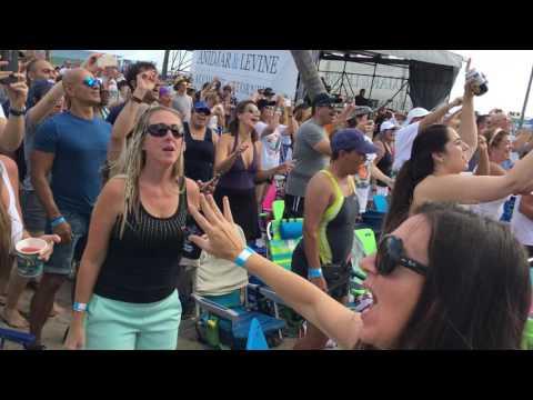 A Flock Of Seagulls - I Ran @ Riptidefest 2016 Ft Laud Beach