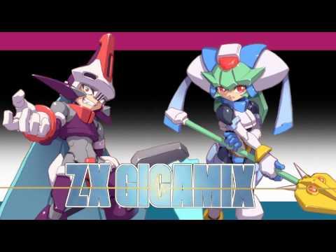Megaman ZX Advent Prometheus and Pandora Battle Theme (EXTENDED