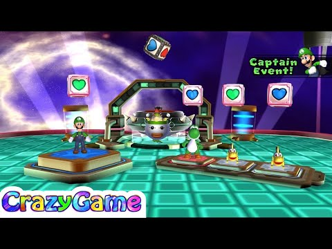Mario Party 9 Bowser Station Party 10 Master Difficult