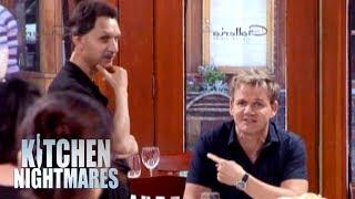 Gordon Ramsay Meets Legendary Busboy, Pat   Kitchen Nightmares