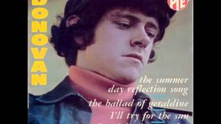 Donovan -[1]- The Summer Day Reflection Song