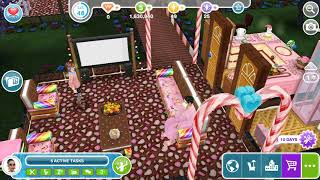 Make 5 Sims Watch The News - Weekly Task - Sims Freeplay