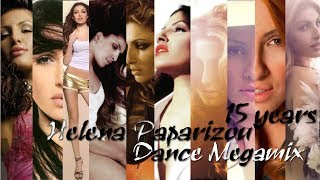 Helena Paparizou - Dance Megamix (15 YEARS)