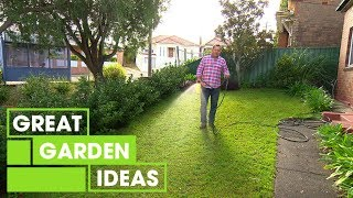 Bring Your Lawn Back to Life   Garden   Great Home Ideas