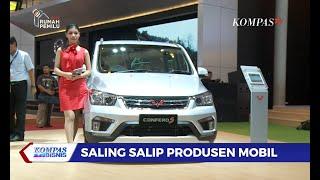 Saling Salip Produsen Mobil demi Tak Tergerus Pasar