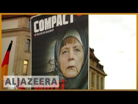 🇩🇪 Merkel confirms she will not seek re-election as CDU party chair   Al Jazeera English