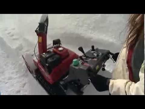 Honda Schneefräsen - Ihr starker Partner im Winter