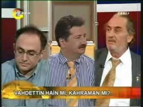 (1/8) Sultan Vahideddin Hain Değildir ! Laik profesöre canlı yayında ayar - Kadir Mısıroğlu