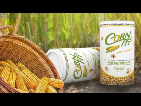 CornFit - slastan i lagan užitak