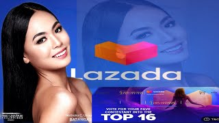HOW TO VOTE on MISS UNIVERSE PHILIPPINES using LAZADA APP