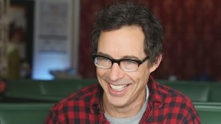Томас Кавана, Tom Cavanagh Talks 'The Flash' and 'The Games Maker' at Sundance