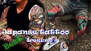 Top Japanse Tattoos - Irezumi Tattoo - Hd Video 2020