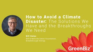 Bill Gates on How to Avoid a Climate Disaster: The Solutions We Have and the Breakthroughs We Need