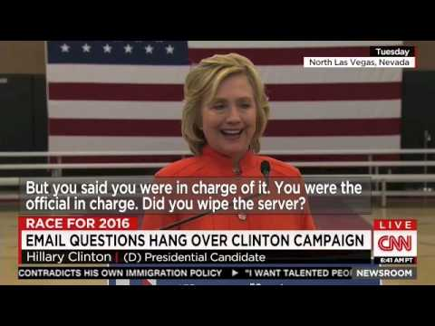 hillary clinton email scandal meet the press