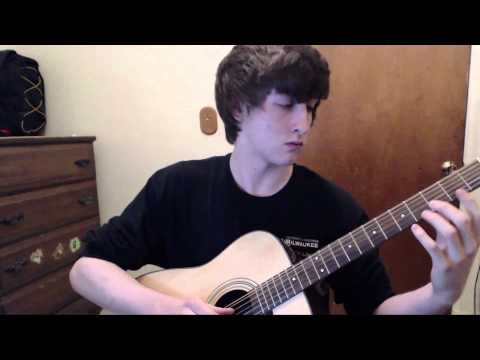 "Randy, another student, playing a Classical guitar song written by Randy Rhoads called ""Dee""."