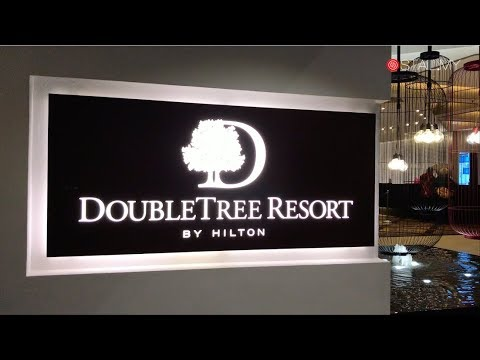 DoubleTree Resort by Hilton Penang #HotelReview