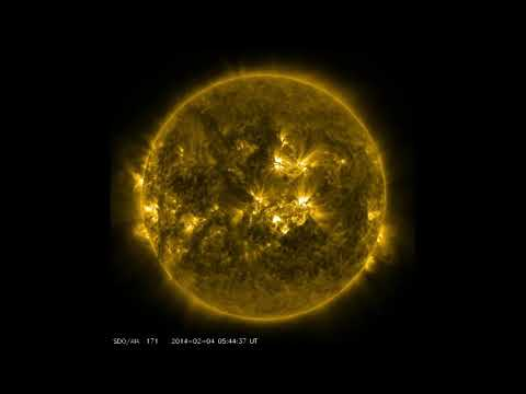 Rotating Sun in Extreme Ultraviolet