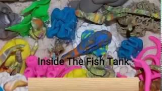 Filling A Dollhouse Fish Tank