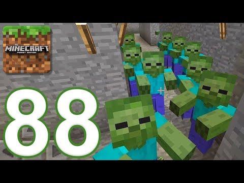 Minecraft: PE – Gameplay Walkthrough Part 88 – Dungeon Craft Diamond Edition (iOS, Android)