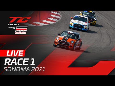 ブランパンGTワールドチャレンジ・アメリカ(ソノマ)TC レース1 無料ライブ配信動画
