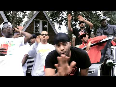 ABM - TURNT UP & PUFFIN LOUD ( official video)