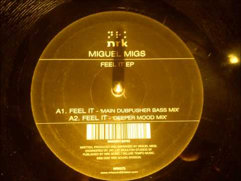 Miguel Migs - Feel it ( Deeper mood mix )