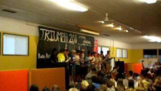 Mt. Triumph 2011: Songfest Dogwood 2 (D2)
