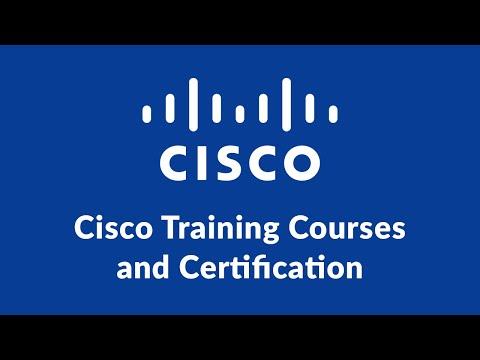 Cisco Training & Certification Roadmap 2020 Explained | CCNA ...