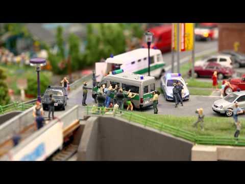 Miniatur Wunderland - Il modellino ferroviario più grande al mondo.