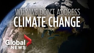 Climate change: Why people aren't taking more action to stop it?