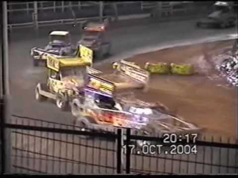 Brisca F1 Stock Car Racing- Wimbledon Stadium 17th October 2004