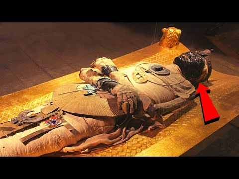 10 mummie-ontdekkingen die archeologen bang maakten