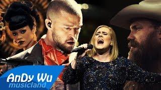 Justin Timberlake   Say Something (Adele Remix) Ft. Chris Stapleton, Rihanna
