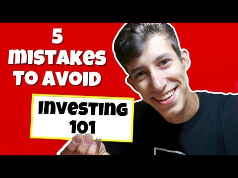 The 5 Things To Know Before Investing $1 In The Stock Market | Investing 101