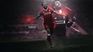 Gol Salah Buka Keunggulan Liverpool di Babak Pertama Pertandingan