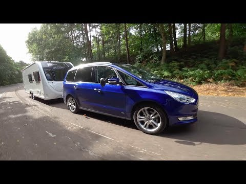 The Practical Caravan Ford Galaxy review