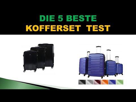 Beste Kofferset Test 2019