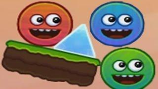 Мультик игра для детей про ШАР и КВАДРАТ - #2