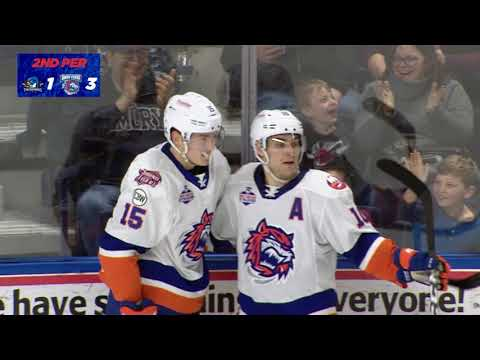 Thunderbirds vs. Sound Tigers | Dec. 15, 2018