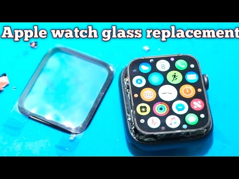 Apple Watch Glass Replacement WhatsApp Status