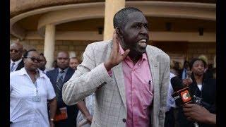 Police crush demos at JKIA in Nairobi - VIDEO