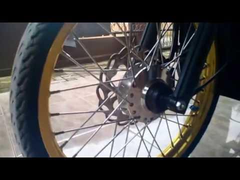 Video modifikasi yamaha mio m3 125