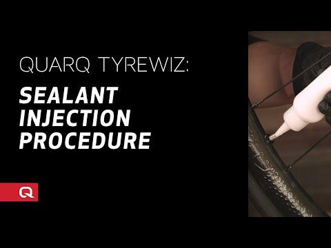 QUARQ: TyreWiz Sealant Injection Procedure