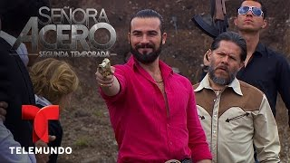 Señora Acero 2 | Recap (10022015) | Telemundo