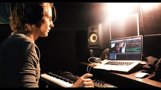 Making of: music for commercial (Maarten Rischen)