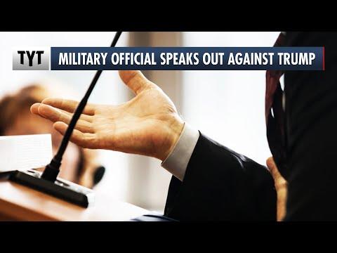 National Guard Officer Testifies Against Trump