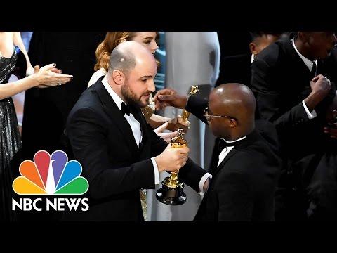 'La La Land Over 'Moonlight': Memes, Reactions To Hollywood's Oscar Mix-Up | NBC News